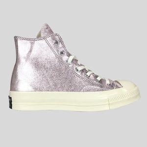 Converse Chuck 70 Hi Sneaker Shoe Rust Pink